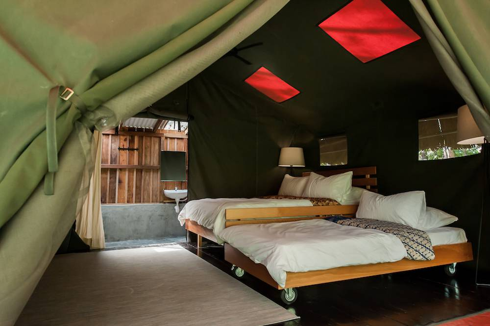 best glamping sites in Malaysia